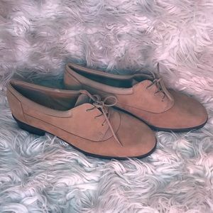 Selby MOC Fit suede leather loafers NWOT